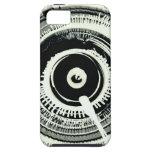 ¡Spinart! Negro estupendo de Nova iPhone 5 Case-Mate Protectores