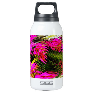 Spinart! Panic Bouquet Insulated Water Bottle