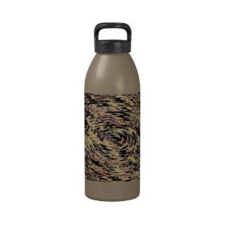 Spinart! Sharp Sand Camo Water Bottle