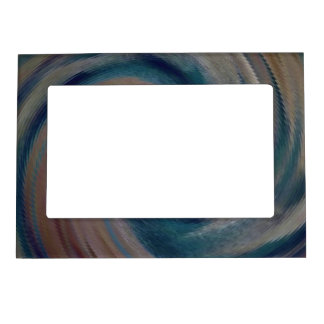Spinart! Southwest Swirl Magnetic Photo Frame