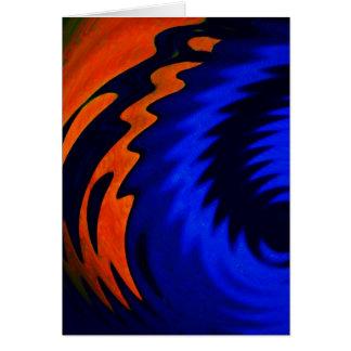 Spinart! Stellar Claw Card