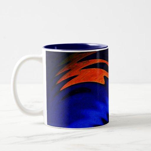 Spinart! Stellar Claw Coffee Mug