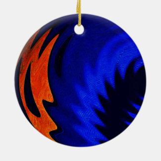 Spinart! Stellar Claw Christmas Tree Ornaments