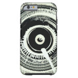 Spinart! Super Nova Black Tough iPhone 6 Case