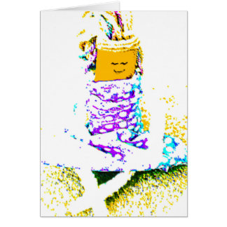 Spinderok Dolls Card