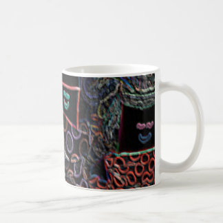spinderok -  multicultural dolls coffee mug