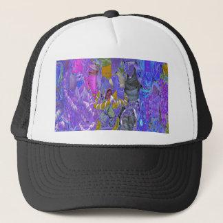 spinderok -  multicultural dolls trucker hat