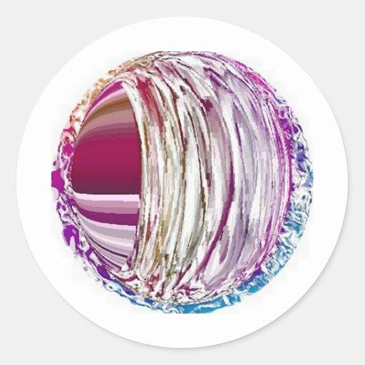 Spindle - CricketDiane Art * Design Classic Round Sticker