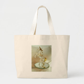 Spindly Glass Large Tote Bag
