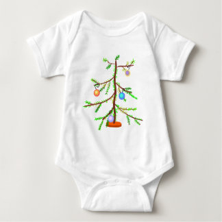 Spindly Tree Baby Bodysuit