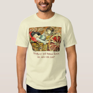 Spindrifters' 3rd Annual Retreat, Fe... Shirt