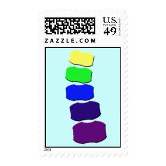 Spine backbone postage