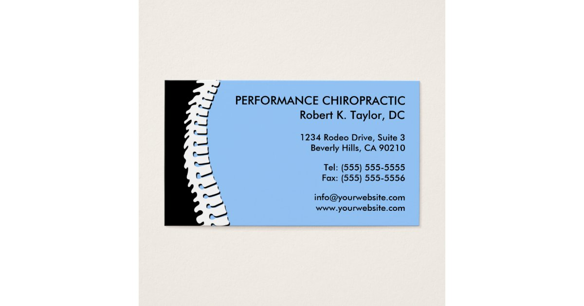 Spine Business Cards & Templates | Zazzle