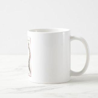 Spine Details Sepia2 Coffee Mug
