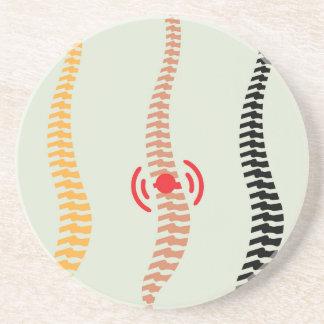 Spine Drink Coaster