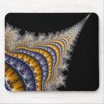 Spine_fractal Mouse Pad