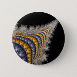 Spine_fractal Pinback Button