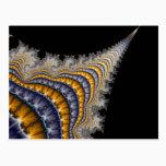 Spine_fractal Postcard