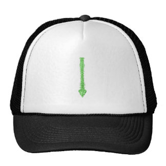 Spine Green Hats