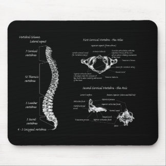 Spine Mouse Pad