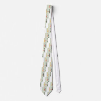 Spine Neck Tie