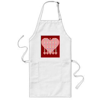 Spine of Hearts Gifts and Apparel Long Apron