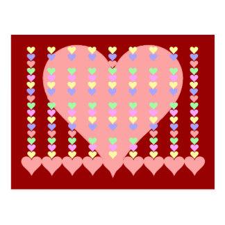 Spine of Hearts Gifts and Apparel Postcard