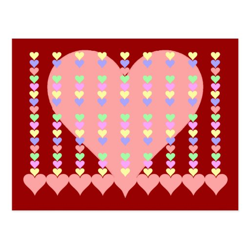 Spine of Hearts Gifts and Apparel Postcards