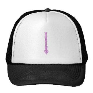 Spine Purple Trucker Hat