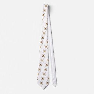 Spined Spider Tie