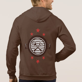 SpinelliBrothers BBQ Forkin' Grill Hoodie