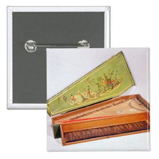 Spinet, 1746 pin cuadrada 5 cm