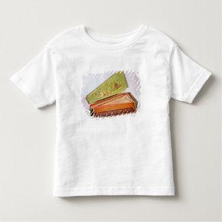 Spinet, 1746 toddler t-shirt