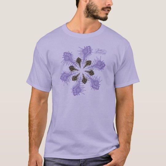 Spiney Murex Shell Circle T-Shirt