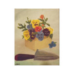 Sping Flowers Gallery Wrap Canvas