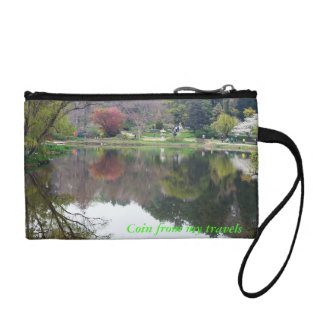 Sping Reflections Coin Wallet
