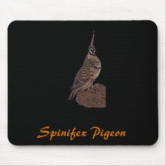 Spinifex Pigeon mousepad
