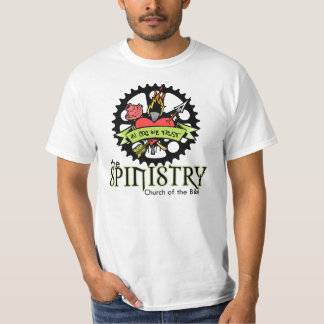 Spinistry Cog Tat Classic T-Shirt