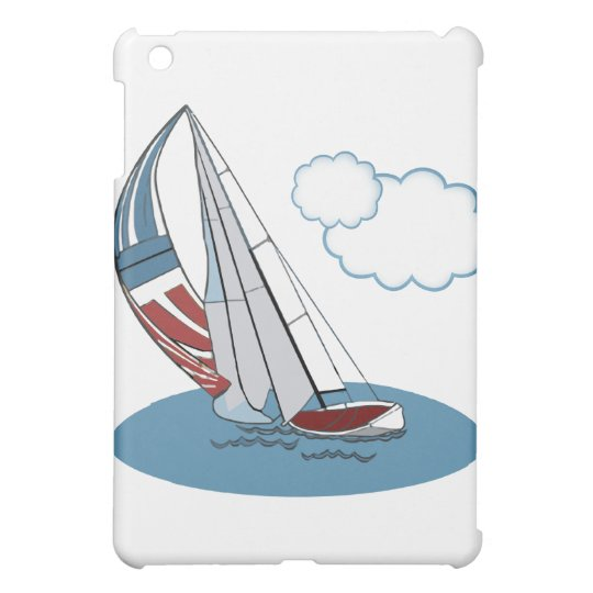 Spinnaker in the Wind Case For The iPad Mini