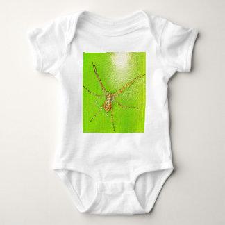 Spinne auf Blatt Tee Shirt