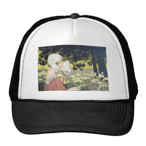 SPINNER BRODEUSE HAT