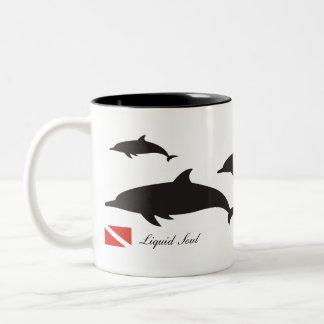 Spinner Dolphins 2 - Mug