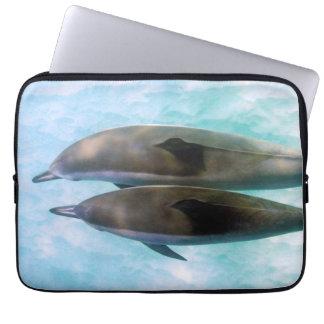 Spinner Dolphins | Oahu Hawaii Laptop Sleeve