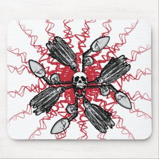Spinnerbait Mousepad