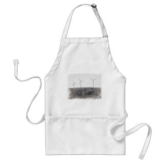 Spinning Adult Apron