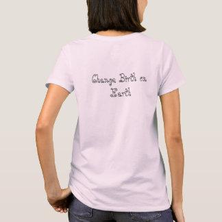 Spinning Babies short sleeve t-shirt