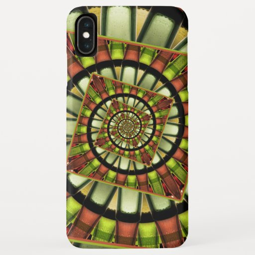 Spinning Bottles iPhone XS Max Case