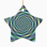 Spinning Ceramic Ornament