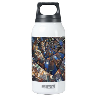 Spinning City Walls Thermos Bottle