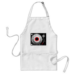 Spinning Cogs Adult Apron